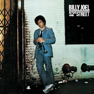 Capa do primeiro CD comercializado, '52nd street', de Billy Joel (Foto: Reprodução)