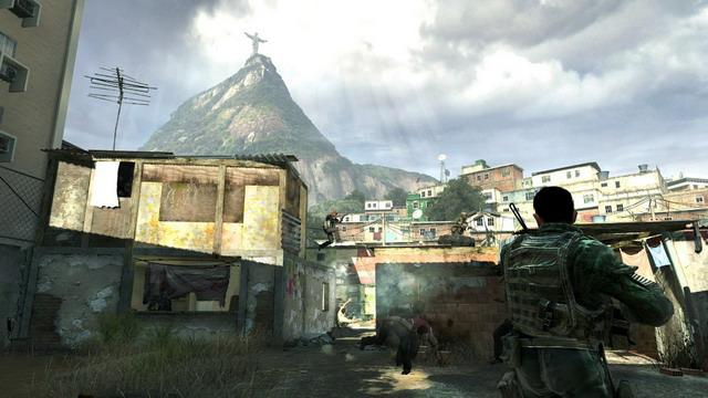 Modern Warfare no Rio de Janeiro (Foto: Divulgação)