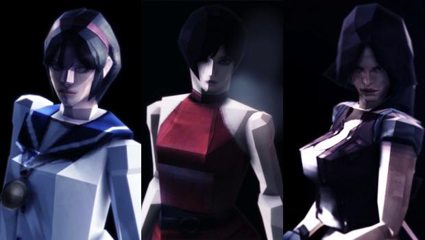 Roupas alternativas de Resident Evil 6 variam do Sexy ao Retrô (Foto: Divulgação)