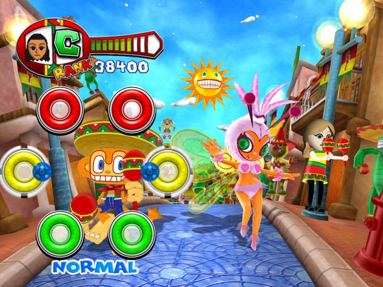 Samba de Amigo, o mais carnavalesco game da Sega (Foto: Divulgação)
