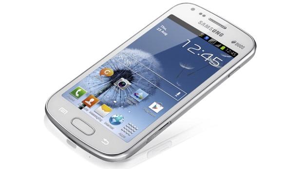 Galaxy S Duos está à venda em lojas online (Foto: Reprodução)