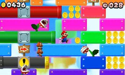 Nova fase de New Super Mario Bros. 2 (Foto: Divulgação)