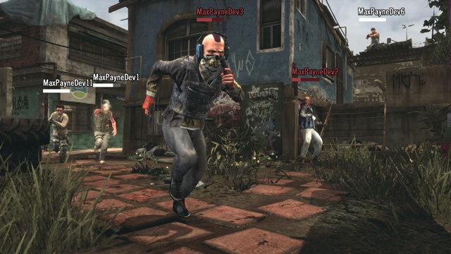 Hostage Negotiation, novo DLC de Max Payne 3 (Foto: Divulgação)