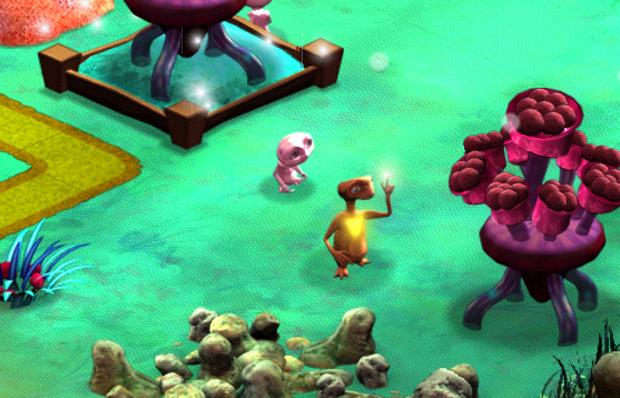 Jogo social te coloca no comando do personagem (Foto: Divulgação) (Foto: Jogo social te coloca no comando do personagem (Foto: Divulgação))
