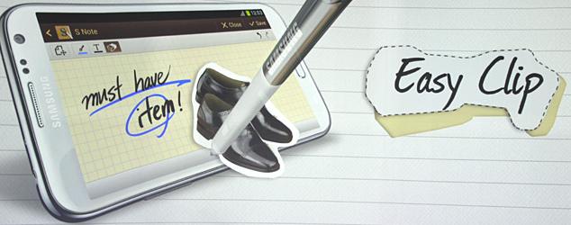 Ferramente de corte fácil - Easy Clip -, recorte, copiei e compartilhe (Foto: Reprodução)