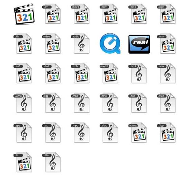 Alguns dos diversos codecs existentes (Foto: Reprodução/Me Ajuda)
