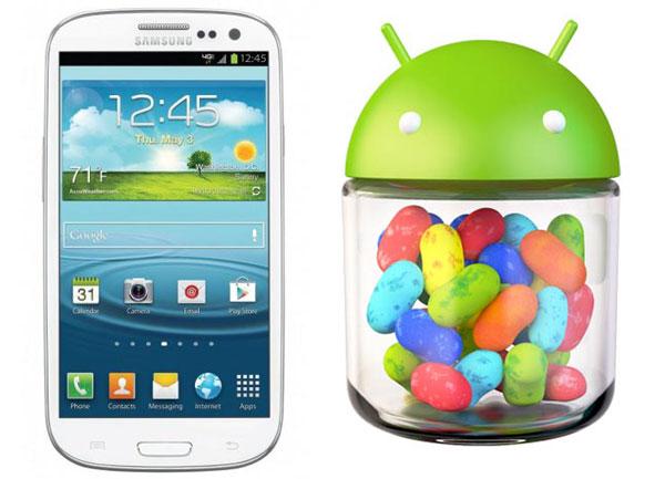 O Galaxy Note 2 sai de fábrica com Jelly Bean (Foto: Reprodução)