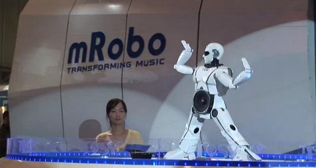 O simpático robô começa a ser vendido no ano que vem (Foto: Reprodução)