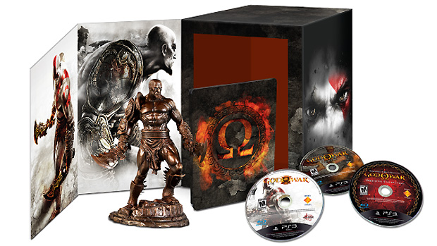 God of War Omega Collection (Foto: Divulgação)
