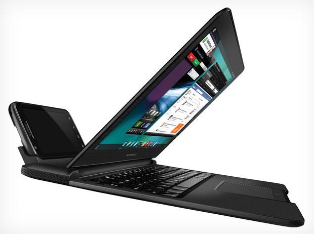 Vendas tímidas desencorajam o desenvolvimento do recurso Webtop e do Lapdock da Motorola (Foto: Reprodução)