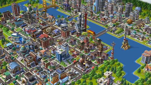CityVille 2 apresenta gráficos 3D (Foto: Divulgação)