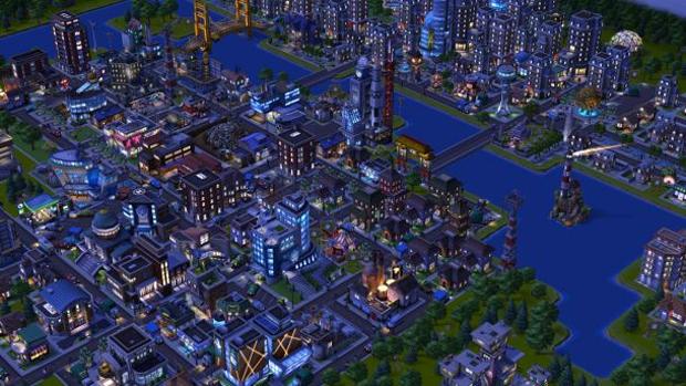 CityVille 2 tem ciclo de dia e noite (Foto: Divulgação)
