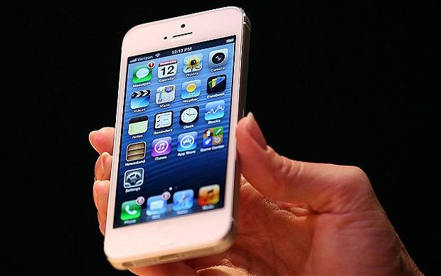 iPhone 5 já foi homologado no Brasil (Foto: Divulgação)