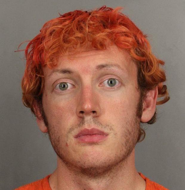 James Holmes é um serial killer americano conhecido pelo atentado realizado durante o filme The Dark Night Rises (Foto: Reprodução)