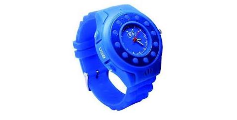Relógio/Celular com GPS (Foto: Reprodução)