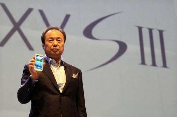 Diretor da Samsung confirmou o S3 Mini (Foto: Reprodução)