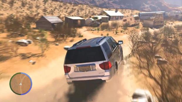 Vídeo de gameplay falso de Grand Theft Auto 5 engana jogadores (Foto: Divulgação)