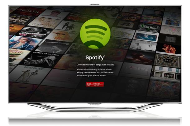Novo aplicativo para Smart TVs trará uma biblioteca de mais de 18 milhões de músicas (Foto: Reprodução)