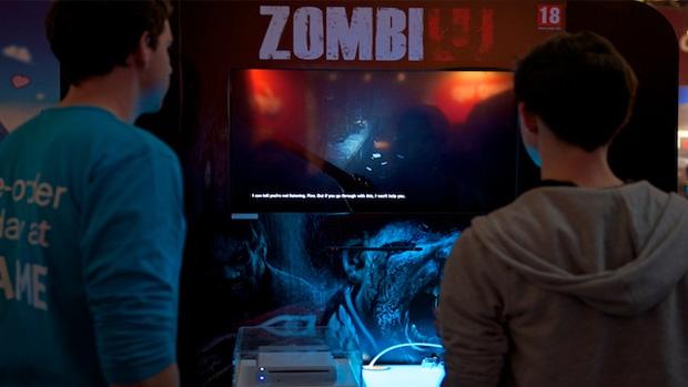 ZombiU foi um dos jogos apresentados na Eurogamer Expo 2012 (Foto: Total Revue)