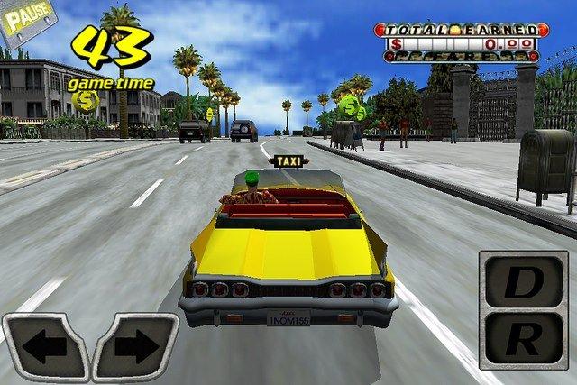 Crazy Taxi, em breve no iOS (Foto: Divulgação)