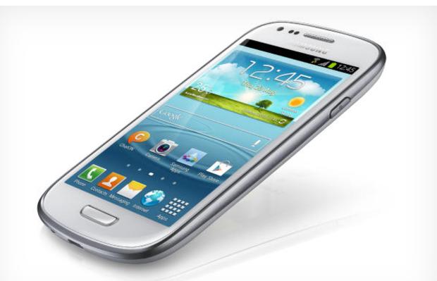 Samsung Galaxy S3 Mini (Foto: Divulgação)