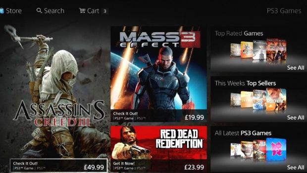 Sony revela nova PlayStation Store para 23 de outubro (Foto: Destructoid)