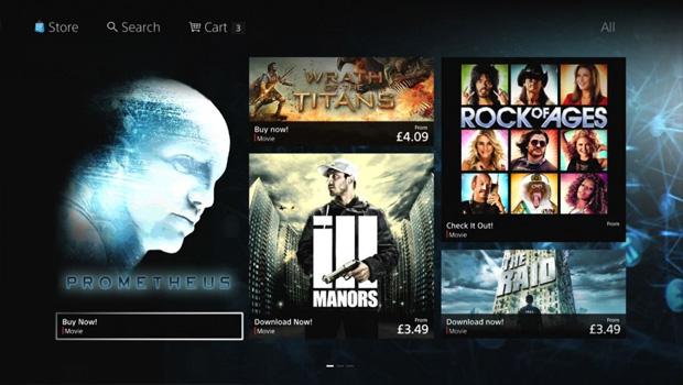 Sony revela nova PlayStation Store para 23 de outubro (Foto: Destructoid) (Foto: Sony revela nova PlayStation Store para 23 de outubro (Foto: Destructoid))