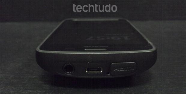 Nokia PureView 808 (Foto: Marlon Câmara/TechTudo)