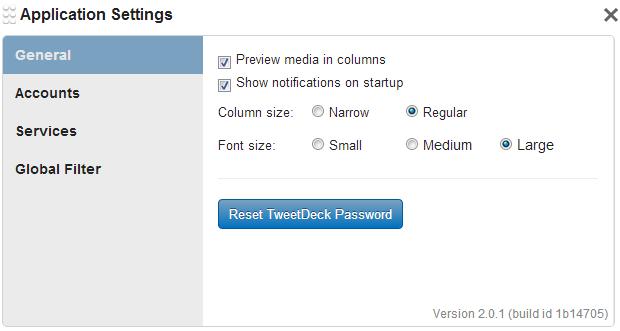 Usuários passam a poder customizar o tamanho da fonte exibida no aplicativo (Foto: Reprodução/Ricardo Fraga)