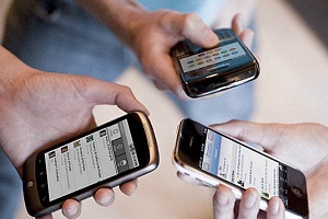 Uso de smartphones só cresce no Brasil (Foto: Reprodução)