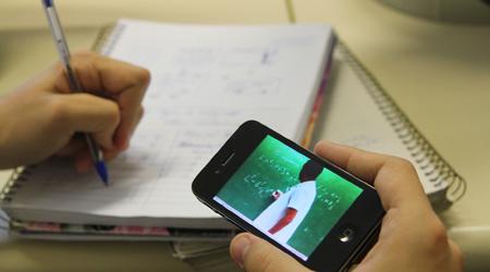 Estudantes apoiam o uso de ferramentas tecnológicas em sala de aula (Foto: Reprodução)