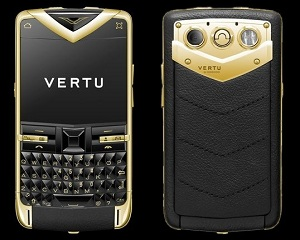 Vertu agora pode virar concorrente da Nokia (Foto: Reprodução)
