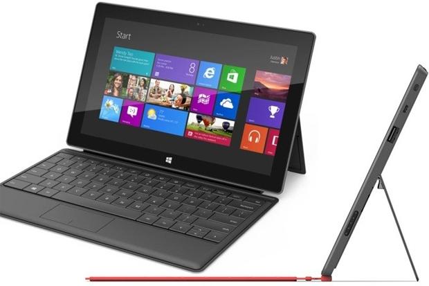 Tablet Surface RT será mais barato e terá o dobro de capacidade do