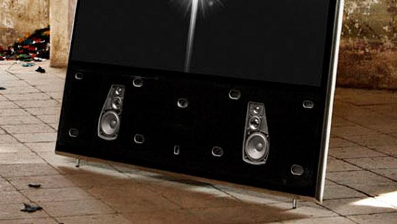 A BoeVision 11 apresenta um enorme sistema de som com seis caixas de som (Foto: Divugação)
