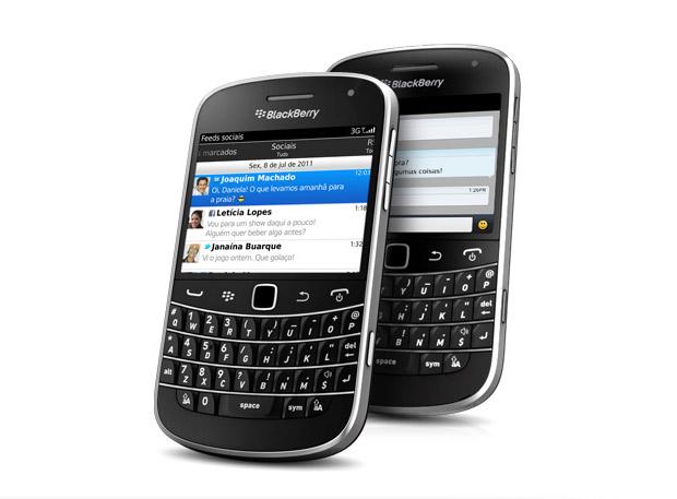 BlackBerry perde espaço no mercado dos smartphones (Foto: Reprodução)