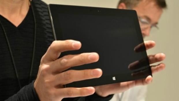 Surface promete ser um grande sucesso (Foto: Reprodução)