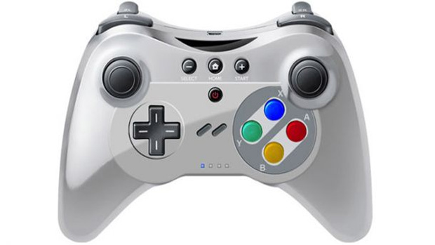 Wii U ganhará controle Pro baseado no Super Nintendo (Foto: IGN)