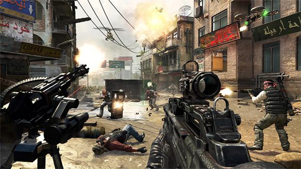 Call of Duty: Black Ops 2 (Foto: Divulgação) (Foto: Call of Duty: Black Ops 2 (Foto: Divulgação))