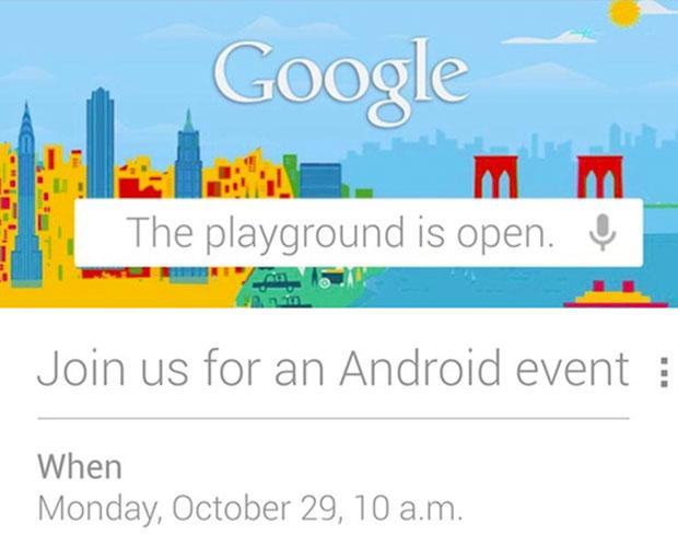 Evento deverá ser palco para o anúncio dos novos Nexus (Foto: Reprodução)