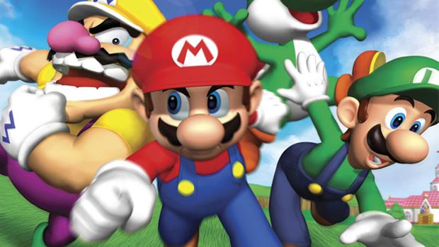 Mario 64 Para Ds