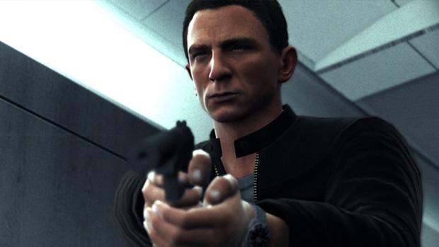 O atual 007, Daniel Craig, é o centro das atenções (Foto: Divulgação)