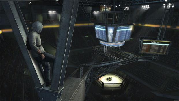 Assassin's Creed 3 tem luta de MMA no Brasil (Foto: Divulgação)