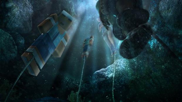 Ubisoft lançará pacote de gráficos de FarCry 3 para Minecraft (Foto: Divulgação)