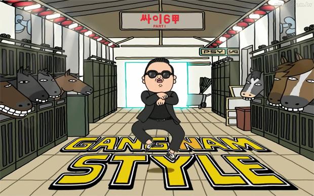 Just Dance 4 recebe Gangnam Style por download (Foto: Divulgação)