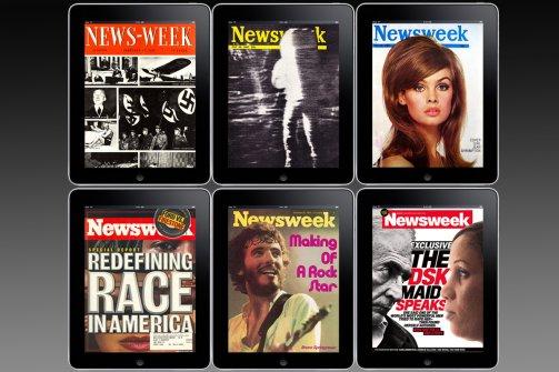 Newsweek agora vai ser disponível somente online (Foto: Reprodução)