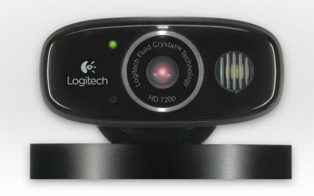 Nova webcam da Logitech tem conexão Wi-Fi (Foto: Reprodução)