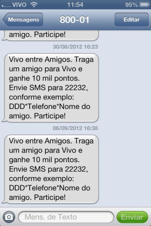 Operadoras terão que parar de mandar SMS de propaganda se usuário pedir (Foto: Reprodução)