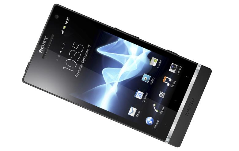 Sony Xperia S (Foto: Divulgação)