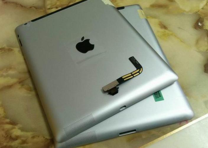 """O iPad """"4"""" terá o novo processador A6 e o conector Lightning (Foto: Reprodução)"""