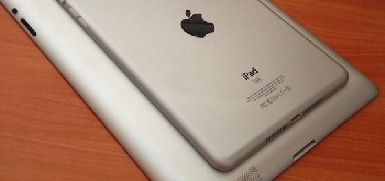 iPad mini será destinado principalmente a estudantes (Foto: Reprodução)